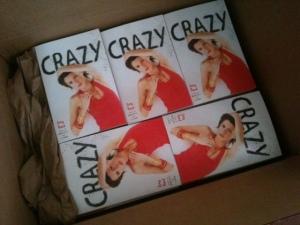 Crazy paperback