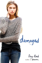 Damaged book cover
