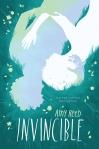 Invincible book cover